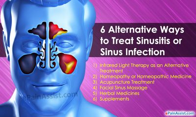 Home Remedies For Sinus Problems - The Best Ways to Treat Them