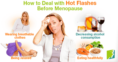 How to Avoid a Hot Flash During Menopause
