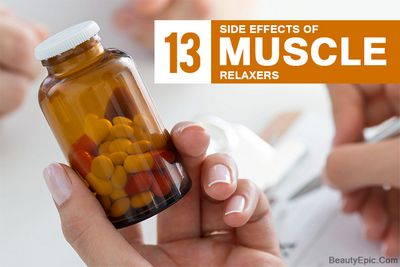 Muscle Relaxers - How Effective Are They?